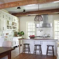 antique white farmhouse kitchen cabinets vintage inspired farmhouse kitchen better homes gardens