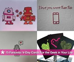 geeky valentines cards 15 geeky s day cards popsugar tech