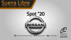 nissan mexico logo spot radio nissan vamsa youtube