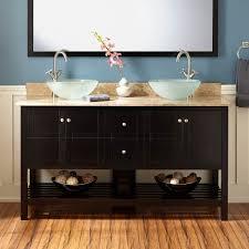 Clear Glass Bathroom Sinks - bathroom gorgeous bathroom vessel sinks for elegant bathroom