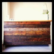 Appealing Small Reception Desk Ideas Appealing Reclaimed Wood Reception Desk Best 25 Reclaimed Wood