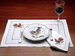 holiday table linens schweitzerlinen