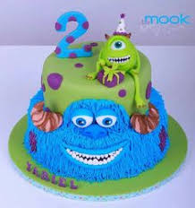 monsters inc cake toppers monsters inc cakes toppers cakes monsters inc