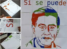 cesar chavez art project