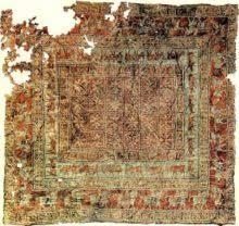 altai tappeti tappeto di pazyryk