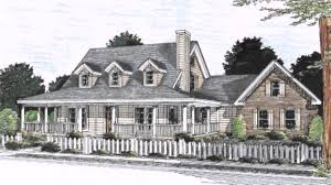Country House Plans With Wrap Around Porch Tidewater House Plans At Dream Home Source Country Style House