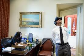 Home Design Vr Tour The White House In Virtual Reality With The Obamas As Your Guides
