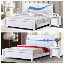 Bedroom Set Specials New Special Wood Bed Marriage Bed Minimalist Bedroom Furniture