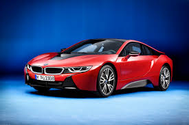 futuristic cars has the updated version of bmw u0027s futuristic i8 been hiding in
