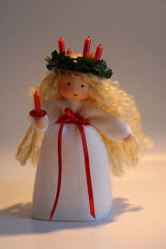 123 best santa lucia images on pinterest swedish christmas
