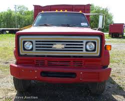1982 chevrolet kodiak dump truck item l5549 sold june 7