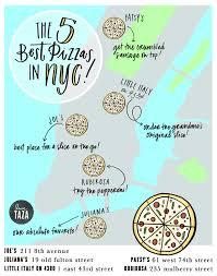 New York Neighborhood Map by Nyc Guide Series Love Taza