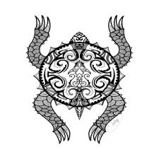 tribal tattoo turtle t shirts teepublic