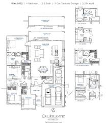 calatlantic floor plans anitole plan 5022 eastmark