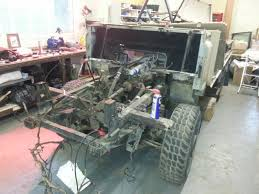land rover forward control 2b or not 2b the series 2b forward control restoration part 1