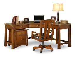 Mission Style Computer Desk With Hutch by Craftsman Home Corner Desk Hom Furniture Furniture Stores In
