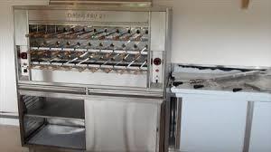cuisine pro 27 barbecue verticale 8 broches 32 poulets cuisine pro 27 à 4800