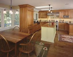 Galley Kitchen Lighting Amazing Galley Kitchen Lighting With Cherry Cabinetry Eat In Pendant