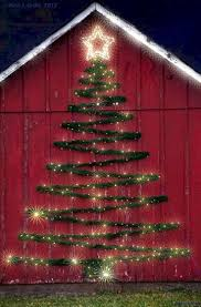 outdoor ribbon diy best christmas lights outside ideas ribbon outdoor awesome