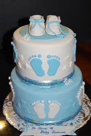 unique baby shower cakes baby shower 2 tiered cake s cakes