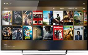 smart tv media player smart tv media streaming plex