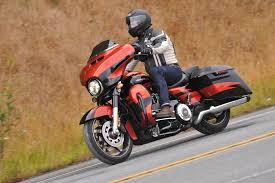 2017 harley davidson cvo street glide review 114 cubic inches of