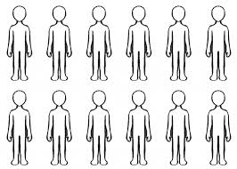 blank person template free download clip art free clip art