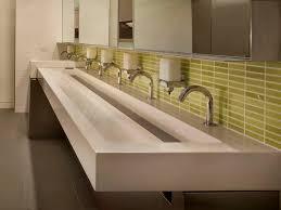 Commercial Bathroom Sinks Public Bathroom Sink Crafts Home