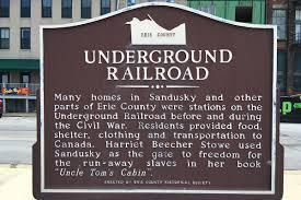 Underground Railroad Map Kansas Historical Markers Kansas Historical Society Ohio