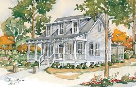 somerset ridge southern living house plans