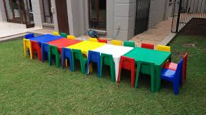 Hire Garden Table And Chairs Kids Tables And Chairs For Hire R50 Set Centurion Gumtree