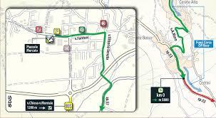 Rit Campus Map Stage 16 Giro D U0027italia 2018 Official Site