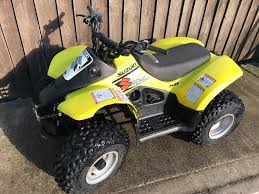 suzuki lt 50 lta 50 lt50a childs quad great condition in ifield