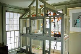 Home Interior Bird Cage Cleaning The Canary Cage The Martha Stewart Blog