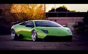 Lamborghini Murcielago Lime Green - well planted roots u2013 the bagged lamborghini murcielago stanceworks