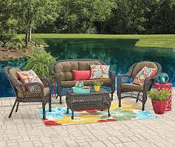 Big Lots Patio Sets by Wilson U0026 Fisher Hampstead Patio Furniture Collection Big Lots