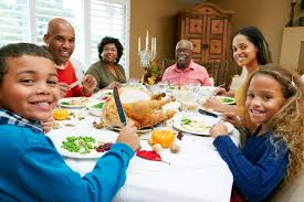 drop your food obsessions just for thanksgiving