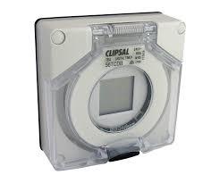 outside light timer switch diy how program enerlites het01 digital timer switch light