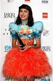 Aria Halloween Costume 26th Annual Aria Awards 2012 Awards Room Photos Images