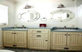 nautical bathroom light fixtures nautical bathroom lighting the nautical bathroom ceiling lighting