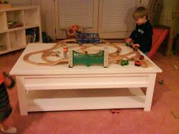 Wooden Train Table Plans Free by Diy Furniture Check Out What My Friends Just Made