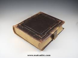 leather bound photo albums antique leather bound photo album antiques isle of wight