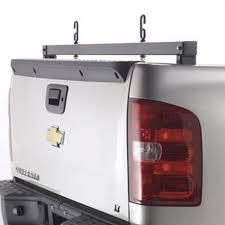 Truck Bed Light Bar Backrack Industrial Grade Rear Bar For Pickup Truck Beds