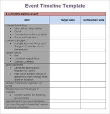 Excel Timeline Templates Sle Calendar Timeline Simple Project With Gantt Timeline