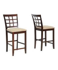 Safavieh Bistro Chairs Safavieh Amh9500 Logan X Back Dining Chair Set Of 2 Bistro