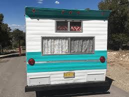 1976 cardinal vintage camper trailer restored rebuilt