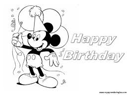 coloring pages happy birthday happy birthday mom coloring pages 522707 coloring pages for free