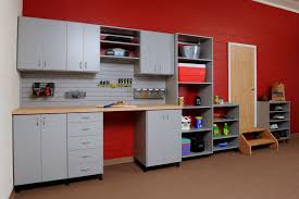 garages sophisticated storage solutions
