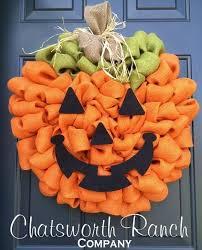 Thanksgiving Wreath Craft Best 25 Pumpkin Wreath Ideas On Pinterest Pumpkin Burlap Wreath