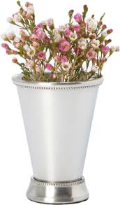 Mint Julep Vase The 10 Best Vases For Spring Blooms Matchbook Magazine